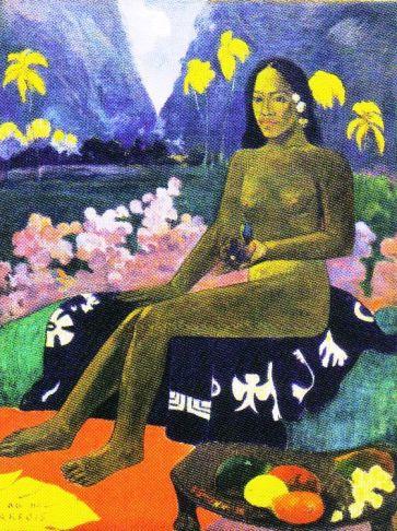 Paul Gauguin - Het zaad van de Areoi - 1892