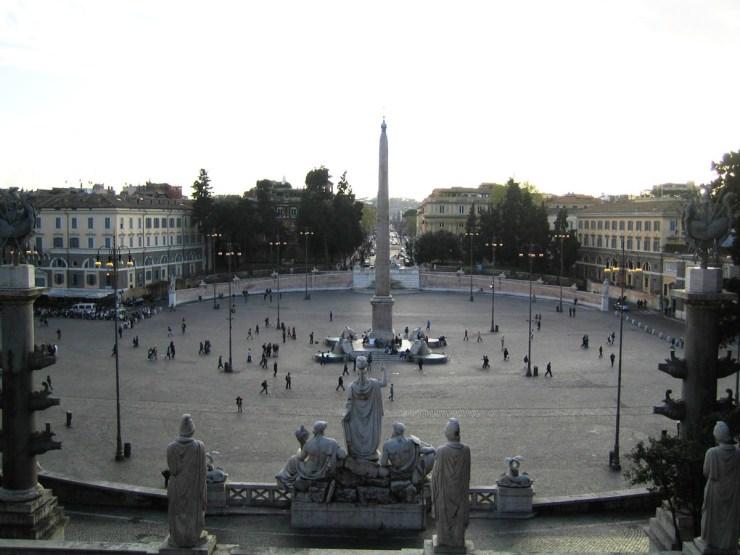 Piazza del Popolo 05