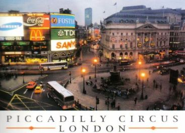 Piccadilly Circus 8