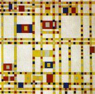 Piet Mondriaan - Broadway Boogie Woogie - 1943
