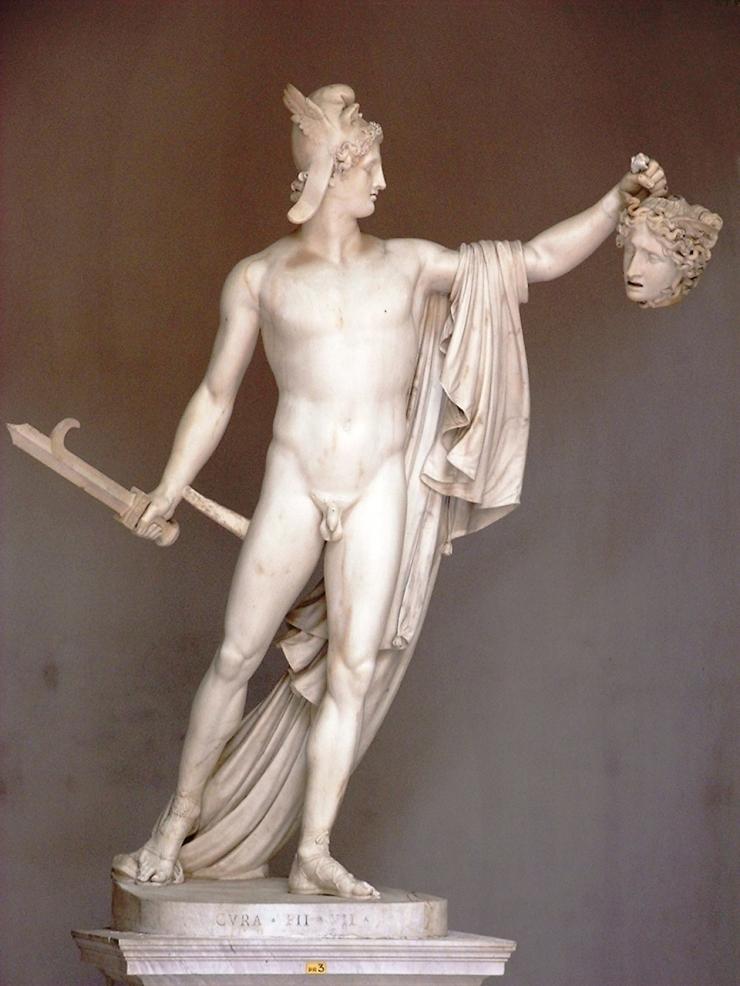 Pio-Clementino 01 (Perseus van Canova)