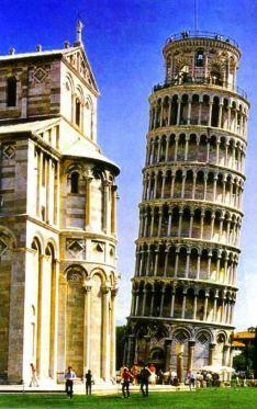 Pisa 14 (scheve toren)