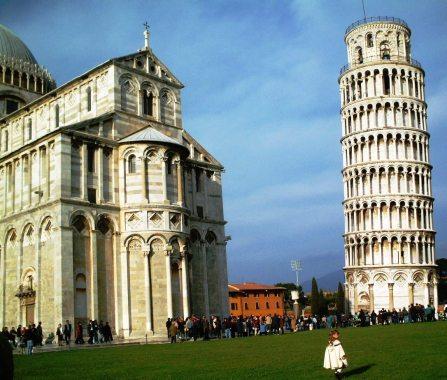 Pisa 15 (scheve toren)