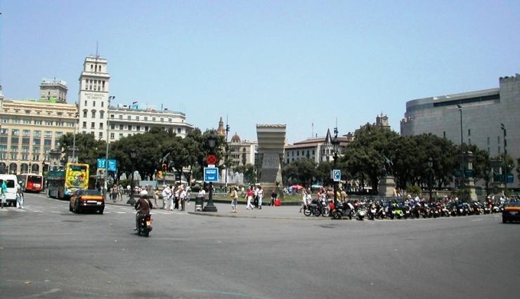 Plaza de Catalunya 01