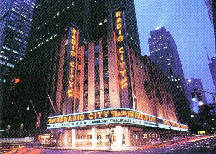 Radio City Music Hall 01