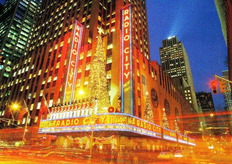 Radio City Music Hall 02