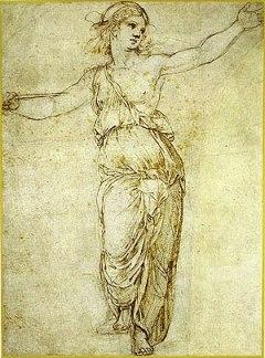 Raphael - Lucretia