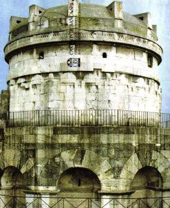 Ravenna 02 (Mausoleum van Theodorik)