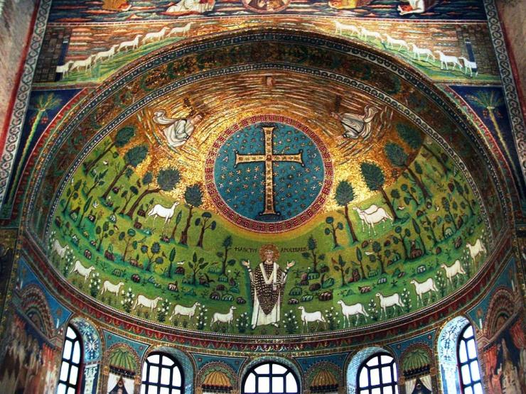 Ravenna 10 (San Appolinare)