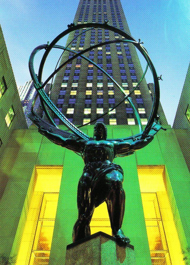 Rockefeller Centre 01