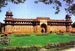 Rode fort 03 (privé-vertrekken van de keizer)