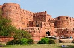 Rode fort 66