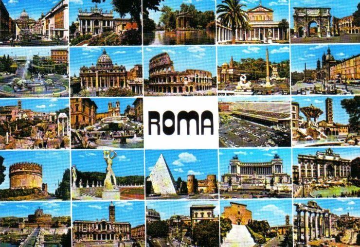 Rome 01 (overzicht)