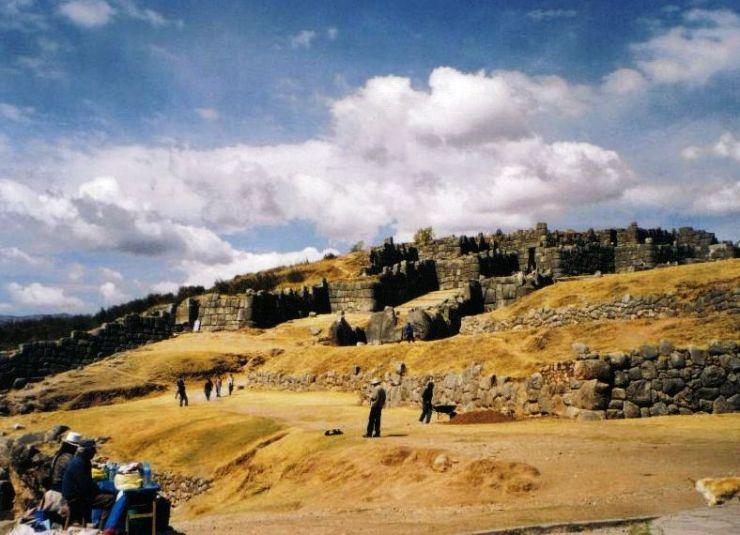 Sacsayhuaman 01