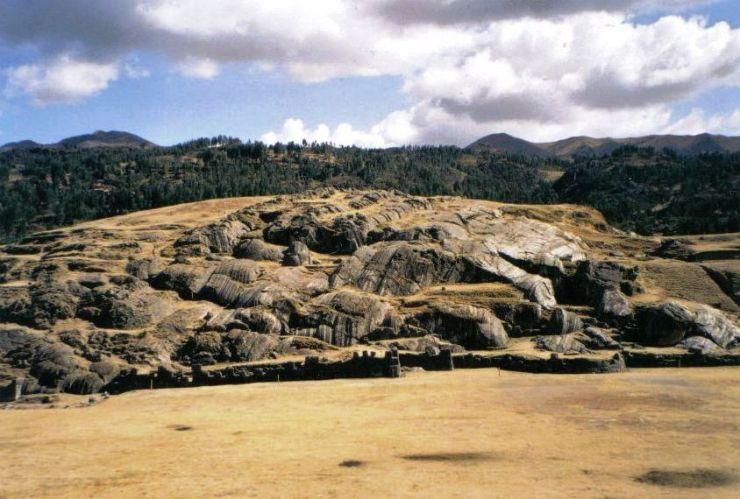 Sacsayhuaman 02