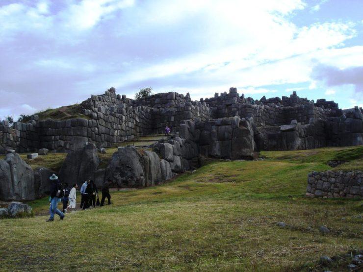 Sacsayhuaman 15