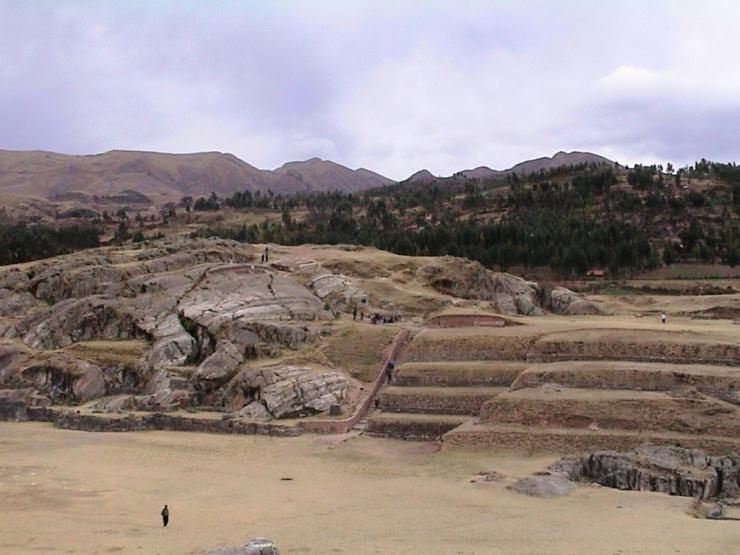 Sacsayhuaman 17