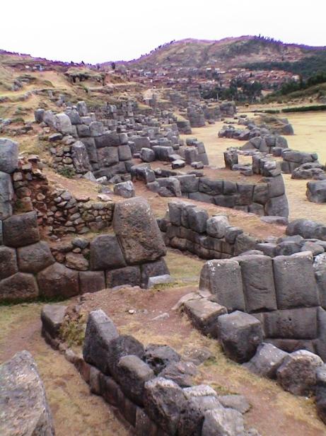 Sacsayhuaman 18