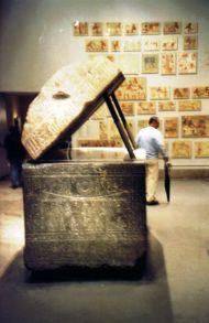Sarcofaag - 1200 v.C.