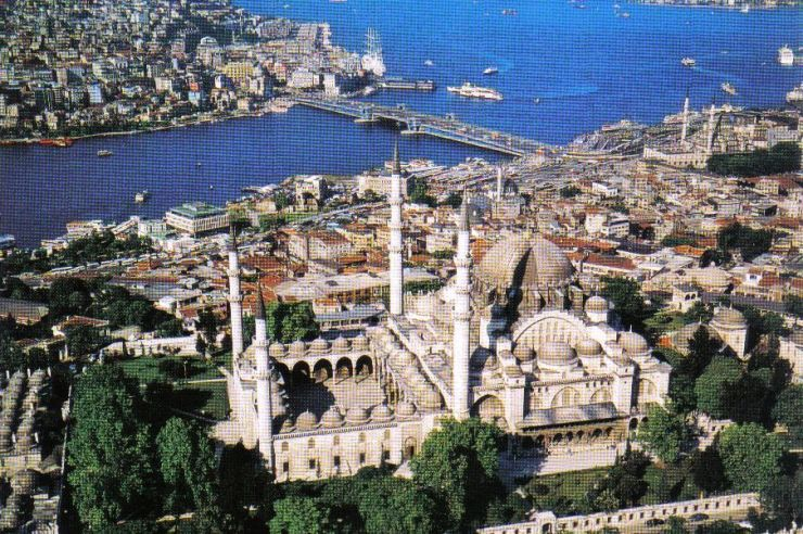 Süleymaniye-moskee 05