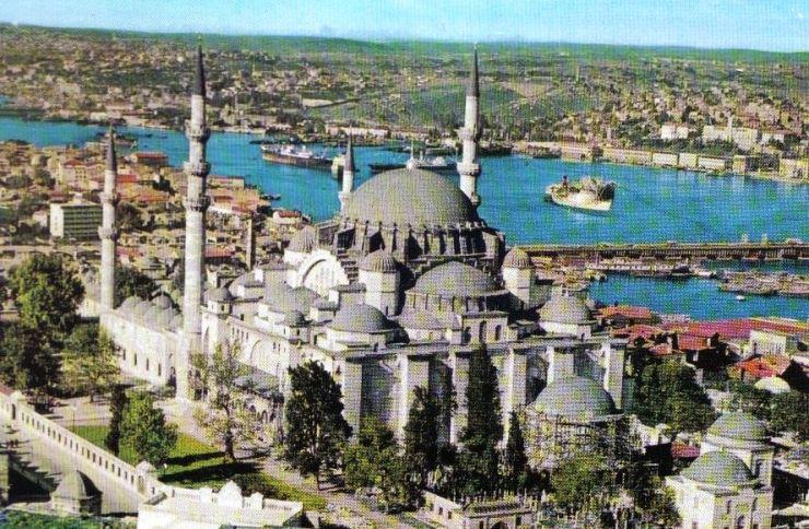 Süleymaniye-moskee 07