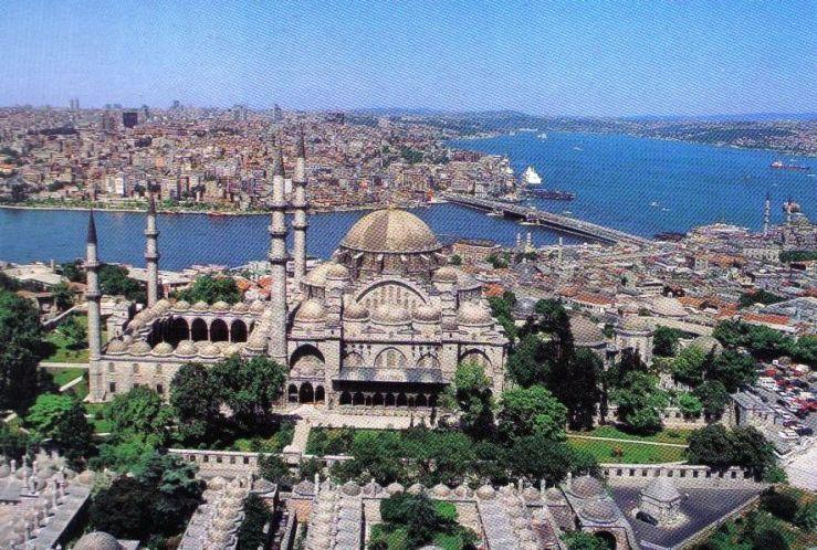 Süleymaniye-moskee 08