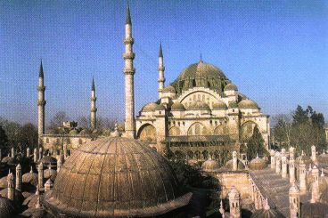 Süleymaniye-moskee 09