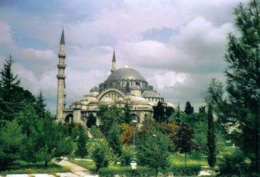 Süleymaniye-moskee 10
