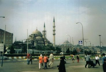 Süleymaniye-moskee 11