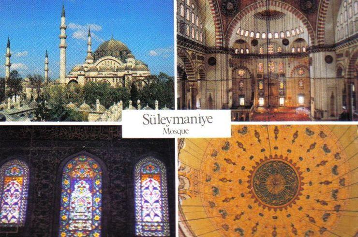 Süleymaniye-moskee 14