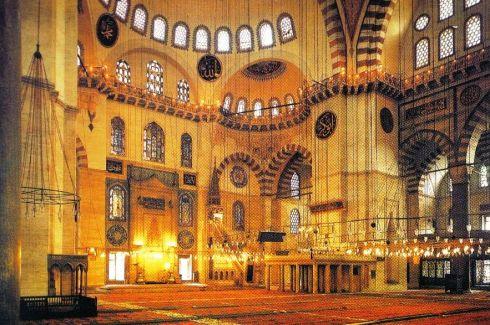 Süleymaniye-moskee 15