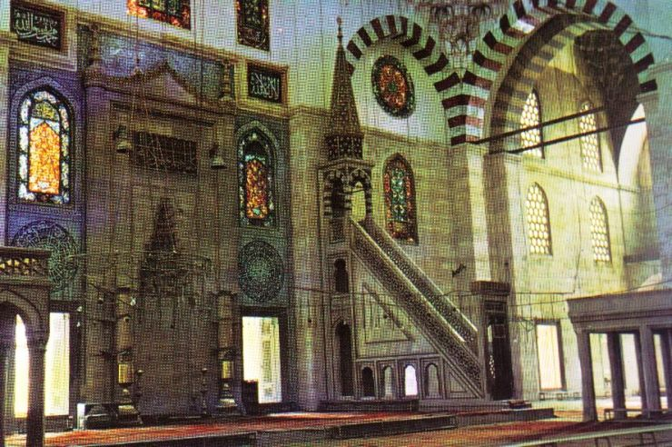 Süleymaniye-moskee 17