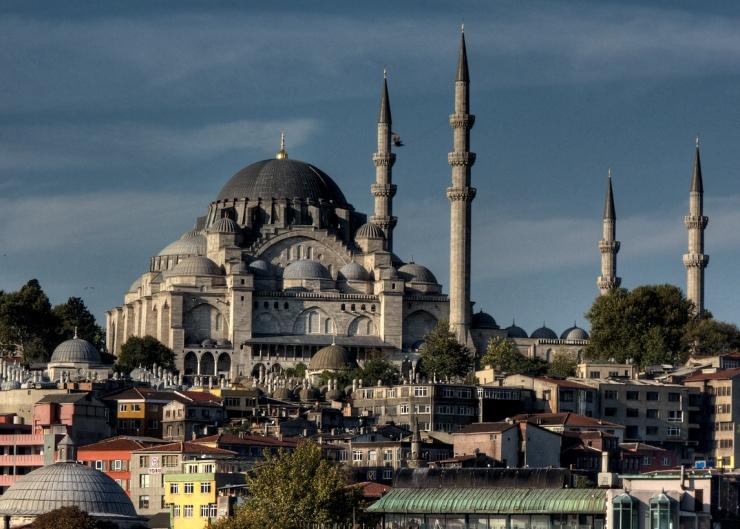 Süleymaniye-moskee 19
