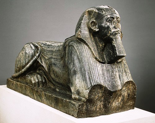 Sfinx van Senwosret III - 1850 v.C.