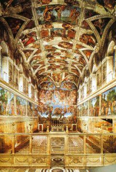 Sixtijnse kapel 02