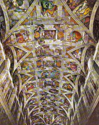 Sixtijnse kapel 04
