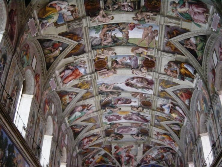 Sixtijnse kapel 07