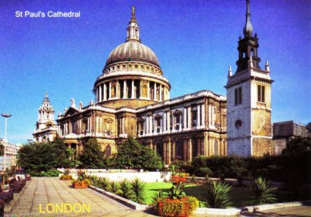 St Pauls Cathedral 6
