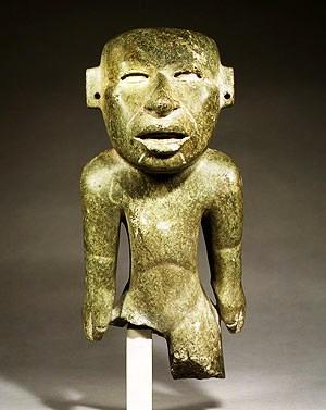Staande figuur - Mexico - 530
