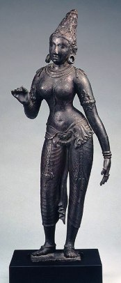 Staande Parvati - India - 1170