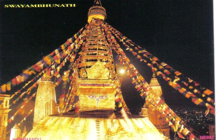 Swayambunath 02