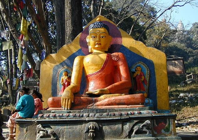 Swayambunath 11