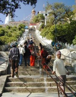 Swayambunath 13