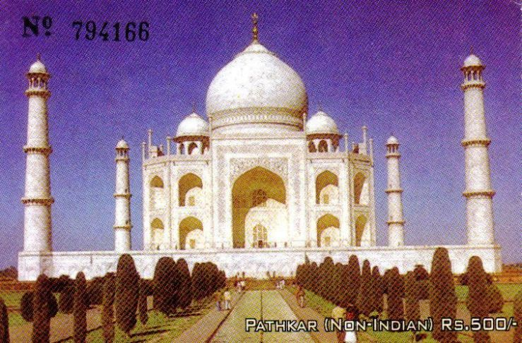 Taj Mahal 01