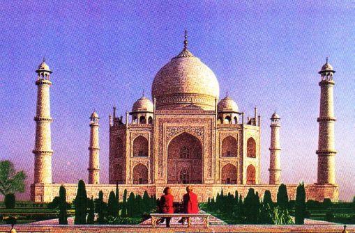 Taj Mahal 04