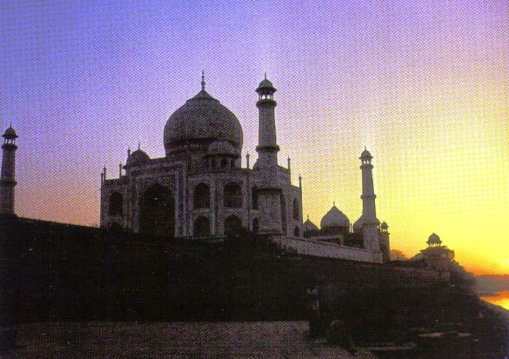 Taj Mahal 19