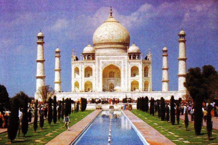 Taj Mahal 23