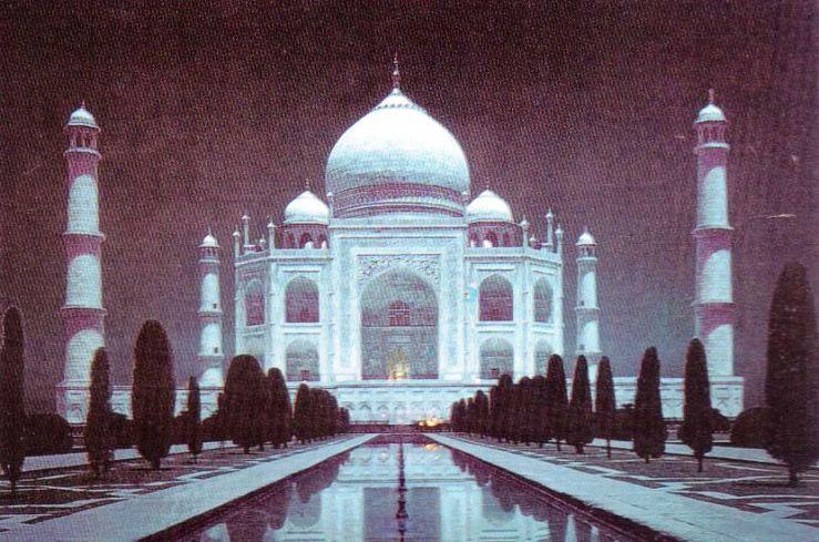 Taj Mahal 25
