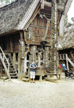 Tana Toraja 23 (traditioneel dorp)
