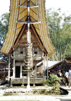 Tana Toraja 24 (traditioneel dorp)